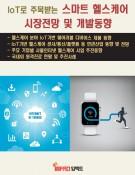 IoT로 주목받는 스마트 헬스케어 시장전망 및 개발동향