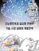 지능형로봇과 실감형 콘텐츠 기술, 시장 실태와 개발전략