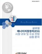 [Special Report] 글로벌 에너지저장장치(ESS) 시장 규모 및 수요 전망 심층 분석