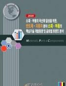 2020 소재ㆍ부품의 국산화 달성을 위한, 반도체ㆍ자동차 분야 소재ㆍ부품의 핵심기술 개발동향 및 글로벌 트렌드 분석