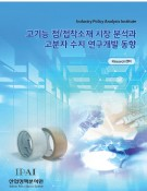 고기능 점/접착소재 시장 분석과 고분자 수지 연구개발 동향