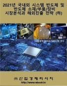 2021년 국내외 시스템반도체 및 반도체 소재/부품/장비 시장분석과 해외진출 전략(하)