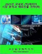 2021년 국내외 (빅)데이터 시장분석과 해외진출 전략 (하)